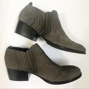 Isola Suede Ankle Boots Size 7